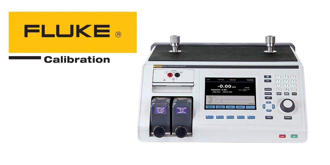 The New Industrial Pressure Calibrator from Fluke Calibration