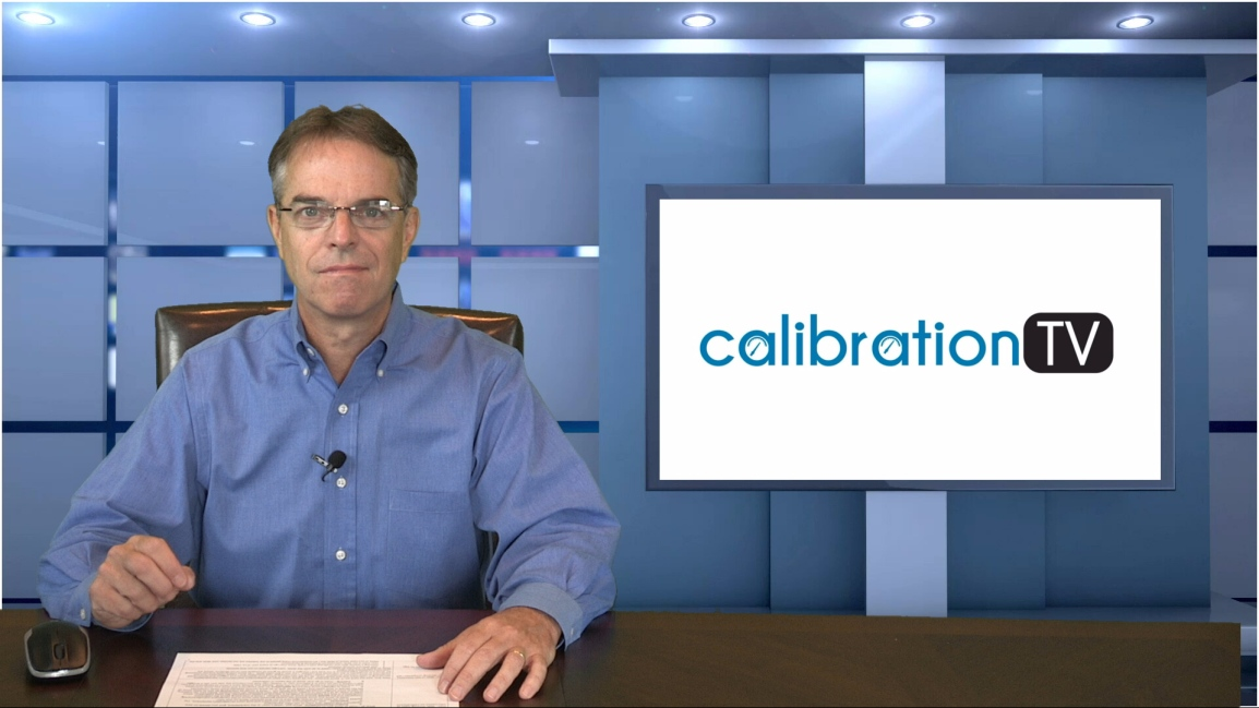 Introducing Calibration TV: Episode 1